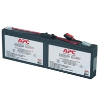 AMERICAN POWER CONVERSION American Power Conversion RBC18 Replacement Battery Cartridge for APC Powerstack 250/ 250i/ 450/ 450i UPS System