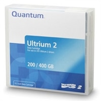 Quantum data cartridge LTO Ultrium 2 Must be purchased in quantities of 20