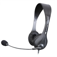 AC-400 Binaural Headset with Boom Microphone