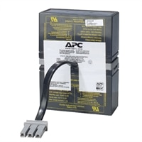AMERICAN POWER CONVERSION APC RBC32 Replacement Battery Cartridge for Back-UPS RS/XS