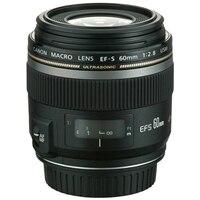 CANON Canon EF-S 60mm f/2.8 Macro USM Lens