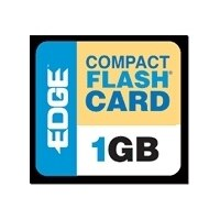 1 GB CompactFlash Memory Card