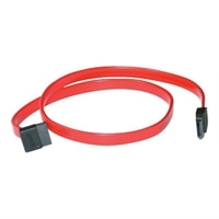 C2G 180° TO 90° - Serial ATA cable - 7 pin Serial ATA - 7 pin Serial ATA - 1.5 ft - 90 degree connector