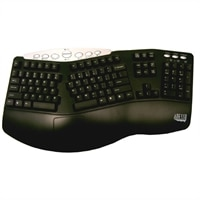 PCK-208B Tru-Form Media PS/2 / USB Keyboard with Hot Keys