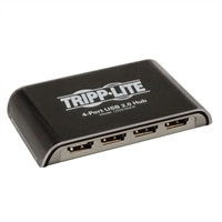 TrippLite 4-Port USB 2.0 Hub with 4-ft USB 2.0 Computer to Hub Cable
