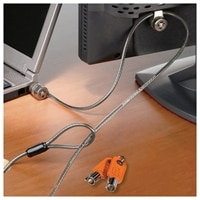 MICROSAVER T MICROSAVER TWIN NOTEBOOK LOCK