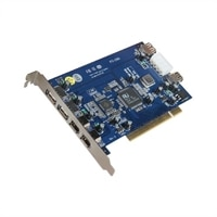 6-port Firewire / Hi-Speed USB 2.0 PCI Card