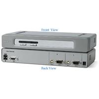 BELKIN COMPONENTS 2 Ports USB / HDDB15 (VGA) Connectors OmniView Secure KVM Switch