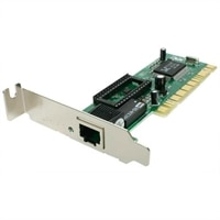 1 Port Low Profile PCI 10/100 Mbps Ethernet Network Adapter Card