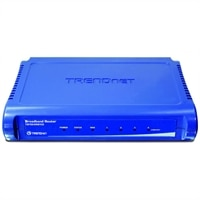 4 Port TW100-S4W1CA Cable / DSL Broadband Router