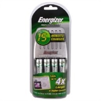 Energizer Eveready battery charger - AA - NiMH x 4