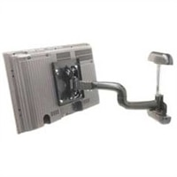 Flat Panel Swing Arm Wall Mount for Up to 42 inch Displays - Black