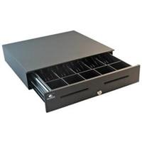 APG APG Cash Drawer S4000 Series 1816 18.8-inch X 16.7-inch Cash Drawer - Black