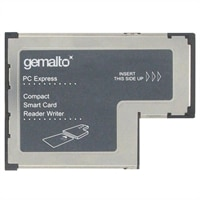 GemPC Express Smart Card Reader/Writer