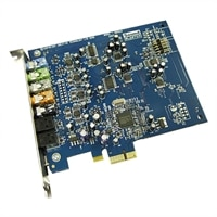 Sound Blaster X-Fi Xtreme Audio PCI Express Sound Card
