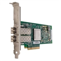 2-Port 8 Gb PCI Express Fibre Channel Host Bus Adapter