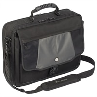 Blacktop Deluxe Laptop Case with Dome Protection - Fits Laptops with Screen Sizes Up to  17-inch