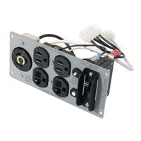 AMERICAN POWER CONVERSION APC Backplate - Power backplate - NEMA 5-15, NEMA 5-20, NEMA L5-20 (F)