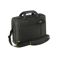 Targus Meridian II Toploading Laptop Case - Fits Laptops of Screen Size Up to 15.6-inch - Black