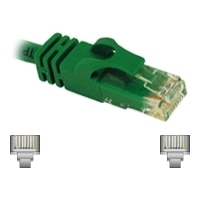 14FT CBL CAT6 GRN-SNAGLESS