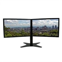 DoubleSight Displays DS-1900WA 19-inch Dual LCD Monitor with Height Adjustable Stand