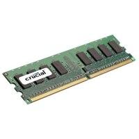 CRUCIAL TECHNOLOGY 2GB PC2-5300 667MHZ DDR2 240PIN DIMM ECC BUFF CL5 1.8V