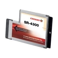 SR-4300 ExpressCard Smart Card Reader