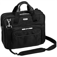 Checkpoint-Friendly Air Traveler Laptop Case - Fits Laptops with Screen Sizes Up to 15.6 inch - Black