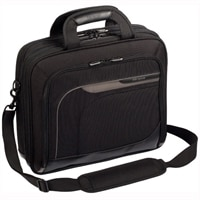"QTY 1 TBT045US Targus Checkpoint-Friendly 15.4"" Elite Laptop Case + QTY 2 PA410U Targus Combination Cable Lock"