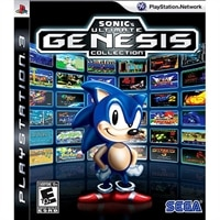Sonic's Ultimate Genesis Collection – PS3