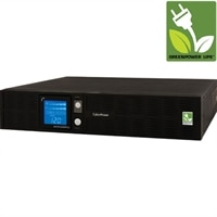 GREENPOWER 1500 VA UPS LCD Panel Rack Mount - OR1500LCDRM2U