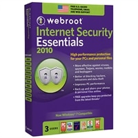 Download - Webroot Internet Security Essentials - 3 PC Version