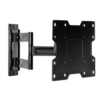 Articulating Wall Arm for 22-inch to 40-inch LCD Screens - Black