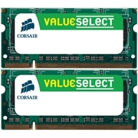 4 GB 667 MHz 200-pin DDR2 SODIMM Dual Channel Memory Module Kit