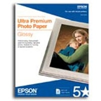 50-SHEET 8.5X11 GLOSSY ULTRA PREMIUM PHOTO PAPER