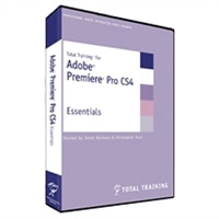 Download – Total Training for Adobe Premiere Pro CS4 Essentials