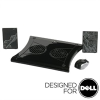Targus Black Laptop Accessory Bundle - Designed for Dell
