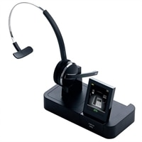 PRO 9470 Headset and 2.4-inch Touch Screen w Base Unit US DECT 1.9 Ghz 450 Foot Wireless Range Dual Microphone Noise Blackout Technology Desk Phone Mobile and amp Soft Phone Support. Microsoft OC Lync