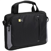 Case Logic VNA-210 Netbook Attaché - Fits Laptops with Screen Sizes Up to 10.2-inch - Black