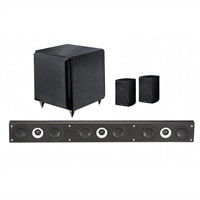 700-Watt MB10000 Audiophile 5.1 Speaker System