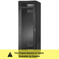 Foundation Mini Computer Room 42U Rack Enclosure - Black