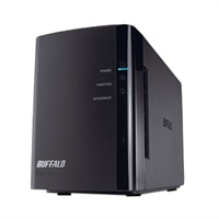 Buffalo Technology 2 TB LinkStation Duo Network Attached Storage