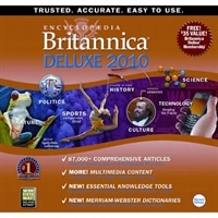 Download - Encyclopedia Britannica Deluxe 2010 Version