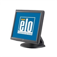 Elo Touchsystems 1715L 17-inch Dark Gray LCD Desktop Touchmonitor