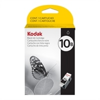Black Ink Cartridge 10B for Kodak All-in-One Printers/ 5000/ ESP Series