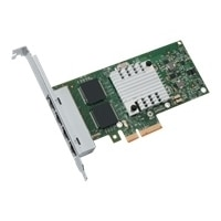 INTEL GETH I340 SVR NIC-4PT PCIE RJ45 VT ISCSI