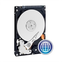 320GB SATA 3Gb/s Hard Drive 8MB 5400RPM 2.5IN Scorpio Blue
