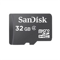 32 GB MicroSDHC Class 2 Flash Memory Card