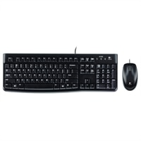 Desktop MK120 Keyboard and Mouse