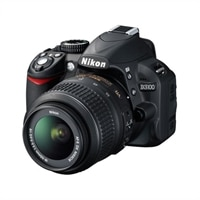 D3100 14.2 MP Digital SLR Camera (with 18-55 mm Lens)